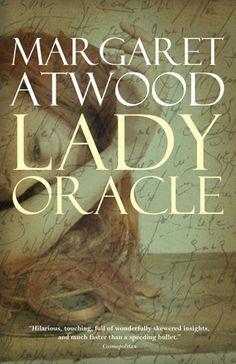 margaret atwood - lady oracle