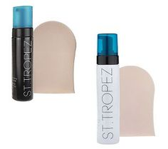 {Best Self Tanner Nominee} St. Tropez Self Tan Mousse and Application Mitt