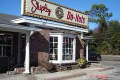 Shipley Donuts current location Greenville, MS  Best donuts in the nation!