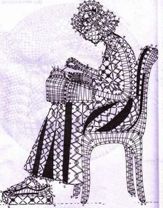 Web Pics and Patterns - Blanca Torres - Picasa Albums Web Bobbin Lace Patterns, Embroidery Patterns, Web Pics, Fabric Stiffener, Lace Art, Lacemaking, Point Lace, Tatting Lace, Diy Headband