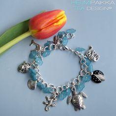Helmipaikka Oy - Joka päivä on korupäivä - Helmipaikka. Charmed, Bracelets, Jewelry, Charm Bracelets, Bijoux, Bracelet, Jewlery, Jewels, Jewelery