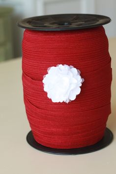 Red fold over elastic 5/8 inch for baby headbands - 10 yards of foe elastic. $2.99, via Etsy. Baby Headbands, Hair Ties, Yards, Trending Outfits, Unique Jewelry, Handmade Gifts, Red, Etsy, Vintage