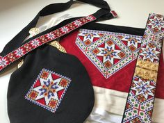 Paper Snowflakes, Traditional Dresses, Norway, Diy And Crafts, Folk, Textiles, Costumes, Embroidery, Pattern