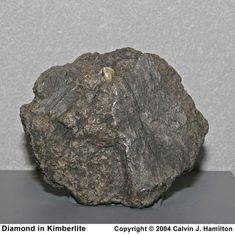 Kimberlite | SIA1325: Diamond in Kimberlite