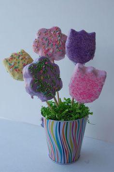 Spring Brownie Bouquet | eBay