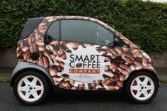 smart coffee company car
