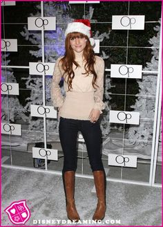 Bella thorne... i love this style