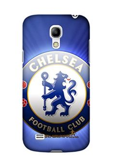 Samsung Galaxy S4 Mini Chelsea Football Club Logo Pattern Case Slim Fit Samsung Galaxy S4 Mini Case * Be sure to check out this awesome product.