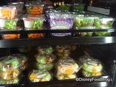 Healthy Eating in Walt Disney World - It CAN be done! #DisneyFood #DisneyWorld