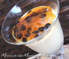 Mousse de Maracujá Fit