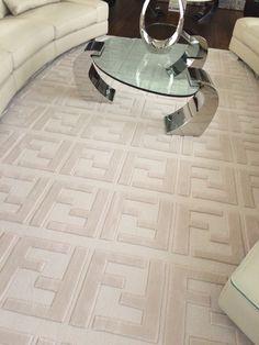 Fendi rug for my closet Living Room Carpet, Rugs In Living Room, Interior Architecture, Interior Design, Luxury Dining Room, Aesthetic Rooms, Carpet Design, Rugs On Carpet, Carpets
