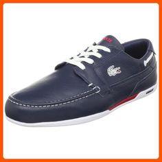 fd749ef4f179 Lacoste Men s Dreyfus Boat Shoe