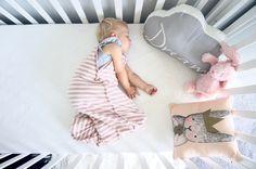 Woolbabe 3 seasons baby sleeping bag