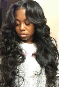 #InvisiblePart #BodyWave #Curl #Weave