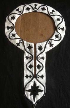 Collar for Arrochar Bliaut