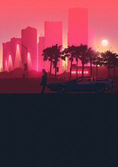 Vaporwave Room: Hotline Miami Posters - Created by Michael Douglas You can check out more of his work on Poster Spy. Retro Kunst, Retro Art, Vaporwave, Bad Trip, Wallpaper Animes, 80s Design, Creative Design, Graphic Design Trends, Pink Design