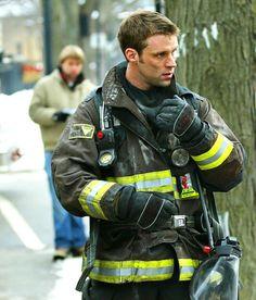 Jesse Spencer | Chicago Fire
