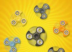 Kugellager von #Igus überzeugen im #Fidget #Spinner - jetzt auch bei #Aamazon erhältlich