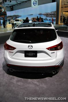 19 best auto shows images concept mazda accessories rh pinterest com