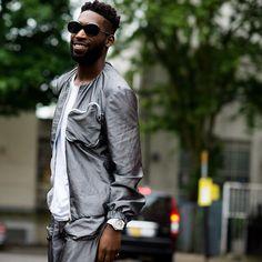 Tinie @tiniegram  @misterbenson_  #thefashionpiece #tinietempah #lcm #fashionweek #fashion #mode #streetfashion #moda #travel #streetstyle #personalstyle #currentlywearing #fblogger #whatiwore #streetstyleluxe #realoutfitgram #misterbenson