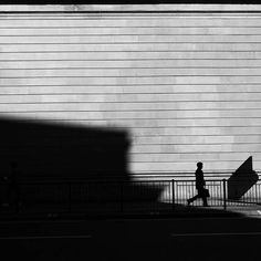 Black And White London Street Photography BW Street