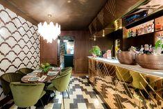 Bangalore Modern Indian Cuisine, el restaurante indio más bonito de Madrid