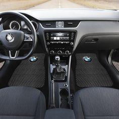 04c5e5c7f25 BMW Mesh Car Mats - myautogift Fit Car, Car Mats, Skull Design, Set