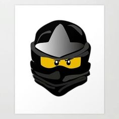 Ninjago face Lego Ninjago, Ninjago Cole, Ninjago Party, Ninja Cake, Green Art, Bat Signal, 5th Birthday, Superhero Logos, Original Art