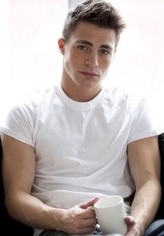 Drew Callahan (Colton Haynes) - One Week Girlfriend Second Chance Boyfriend by Monica Murphy