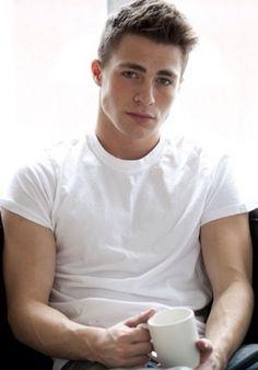 Drew Callahan (Colton Haynes) -  One Week Girlfriend & Second Chance Boyfriend by Monica Murphy