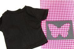 """Custom 18"""" Doll Tees with Heat Transfer Vinyl (Free Cut File and GIVEAWAY) ~ Silhouette School"""