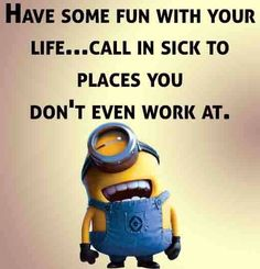OMG this would be so funny! Love those Minions! Minion Jokes, Minions Quotes, Funny Minion, Minion Sayings, Cartoon Jokes, Cartoon Art, Funny Quotes, Funny Memes, Funny Comedy