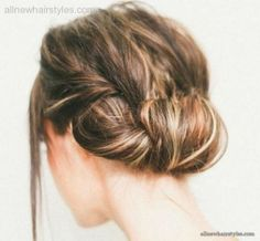Party hairstyles for shoulder