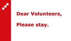 List of 47 Catchy Volunteer Campaign Slogans | Pinterest ...