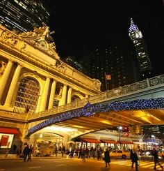 Enjoy the holidays in NYC