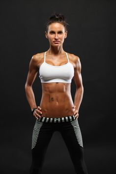 Lisa Marie BodyRock.tv This girl and workouts are the real deal. She is very motivating, and the workouts are GREAT! I do prefer some of the workouts from 2012, less equipment, more natural resistance - therefore more cardio and toning/shaping rather than building.
