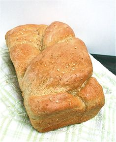 Sweet Potato Bread:  I was putting off some work I needed to do around the house and I found a recipe in my Hawaiian cookbook for a bread I hadn't seen before. I find some pretty cool things when I procrastinate. I didn't think I would like this bread since I don't usually like sweet potatoes, so I made a batch of Sweet ...