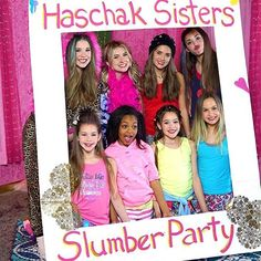 check out these girls' new music video! name: slumber party