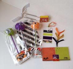 A personal favorite from my Etsy shop https://www.etsy.com/listing/248128247/halloween-planner-set-stationery-kit