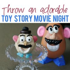 Toy Story 3 Movie Night!! Ian would love it!