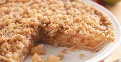 Dutch Apple Pie | KitchenDaily.com