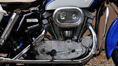 1966 Harley-Davidson XLH presented as lot U76 at Harrisburg, PA 2014 - image3