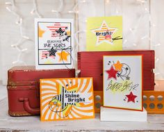 Kit of Month - January | Shine Bright | Fun Stampers Journey