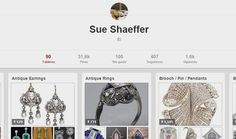 (5) Sue Shaeffer en Pinterest