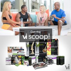 New & Improved Promoter Systems by ViSalus