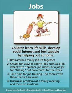 Positive discipline #ParentingTips