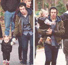 Lux con Harry