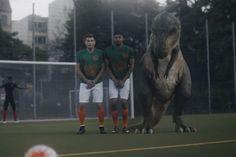 A Depressed T-Rex Rediscovers Joy in Audi's Debut Spot for Driverless Cars…