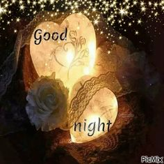 Good night, sweet dreams and God bless you. Good Night Thoughts, Beautiful Good Night Images, Romantic Good Night, Cute Good Night, Good Night Friends, Good Night Messages, Good Night Wishes, Good Night Sweet Dreams, Good Morning Good Night