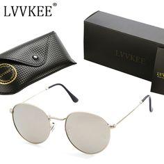 2017 Hot sale Classic brand Female Round Polarized Sunglasses for Small Face Sun glasses Women men Sunglass gafas de sol mujer